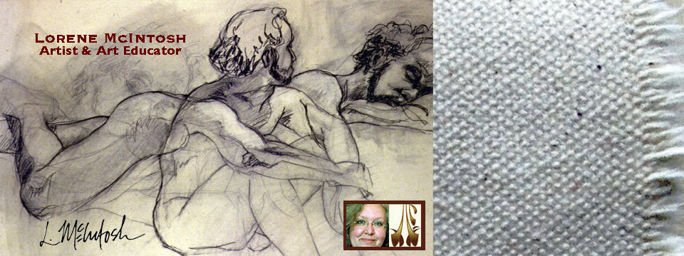 Drawing, Painting, Teaching and Mentoring